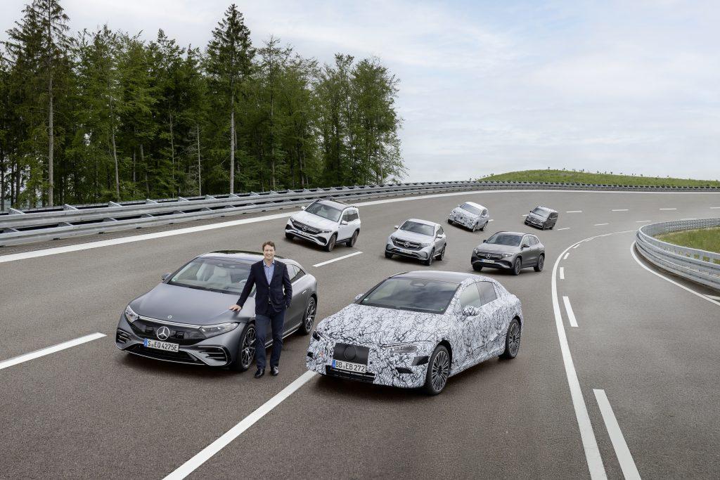 Mercedes-Benz se prepara para ser totalmente eléctrica